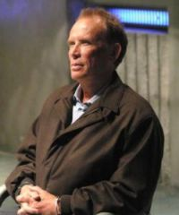 "**Julio**: Peter Weller a.k.a. ""Robocop"""