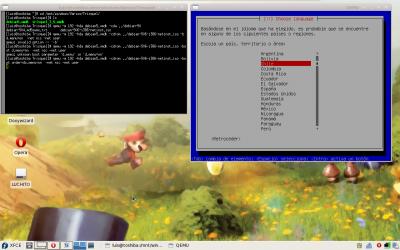 Instalación de Debian en una máquina virtual
